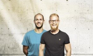 Neonorth Portrait Geschaeftsfuehrer Nazario Solimando und Marco Renner