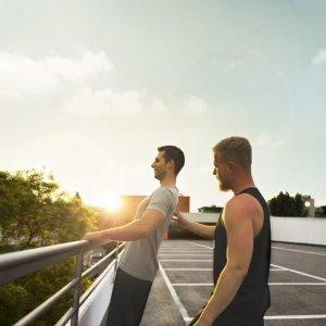 Personal Trainer Marco Renner ausgebildeter Fitness Coach und Physioexperte in Stuttgart